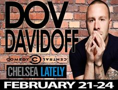 San Diego, our host @dovdavidoff will be @americancomco this Thur-Sun, tix and show info @ www.dovlive.com