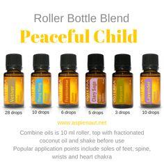 peaceful child recip