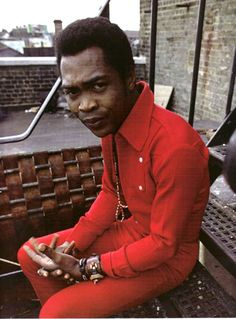 """""""I want to play music that is meaningful, that stands the test of time. It's no longer commercial, it's deep African music, so I no longer want to give it that cheap name [afrobeat]."""" —Fela Kuti"""