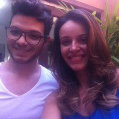 Jotha Cunha e Bruna Biasso
