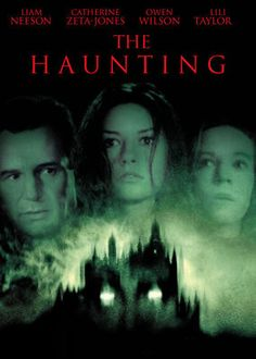 The Haunting. Dr. Marrow is conducting a sleep study in which Theo, Luke & Nell are taking part, but when it turns out that the mansion they are staying in is haunted, things go awry. This movie was just eh. It was too long for the story, which was only mildly interesting.
