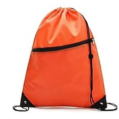 Drawstring Storage Bag For Sport Gym Swim Dance Shoe Hiking Backpack