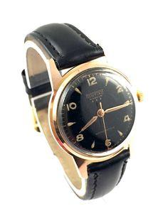 ULTRA RARE Vintage Swiss made watch called  PONTIAK