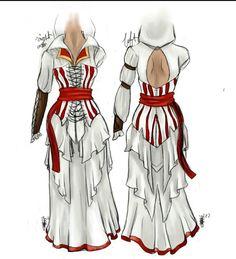 Dream assassin's creed costume!