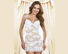 a27fd8dbc6 El encaje es la tela favorita de las novias para su lencería.  bodas   lencería  novia