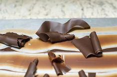 How To…Make Chocolate Curls