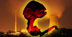 Shriveled Alien Corpse Found Near Russian Nuclear Plant