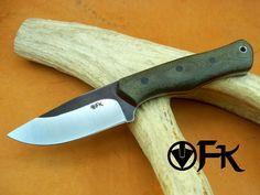 Fletcher Knives Bush Operator