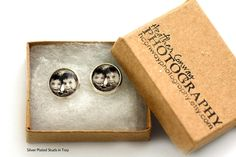 Custom Photo Earrings Personalized Photo door HConwayPhotography, $17.50