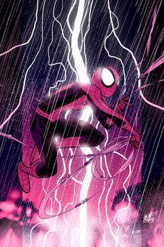 #Ultimate #Spiderman #Fan #Art. (Ultimate Comics: Spider-Man: Volume 1) By: David Lafuente. (THE * 5 * STÅR * ÅWARD * OF: * AW YEAH, IT'S MAJOR ÅWESOMENESS!!!™) ÅÅÅ+
