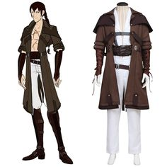 Works:RWBY Characters:Tyrian Callows Department Name:Adult;Gender:Men Material:Polyester Color:As Shown, we all items are for real shooting; Rwby Cosplay, Male Cosplay, Cosplay Costumes, Unique Costumes, Adult Costumes, Rwby Tyrian, Halloween Outfits, Halloween Party, Rwby Characters