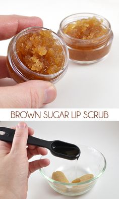 Sugar Lip Scrub When winter hits I tend to have problems with my lips. They get crazy dry and they crack and they . keep reading!When winter hits I tend to have problems with my lips. They get crazy dry and they crack and they . keep reading! Homemade Beauty, Diy Beauty, Beauty Stuff, Beauty Secrets, Beauty Care, Beauty Ideas, Homemade Gifts, Beauty Skin, Beauty Hacks For Teens