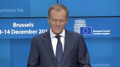 Tusk presents conclu