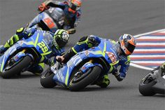 From Vroom Mag... No points for Alex Rins in Argentina as DNF closes his weekend