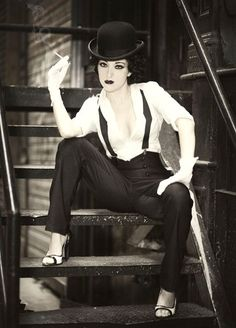 Image result for burlesque tuxedo