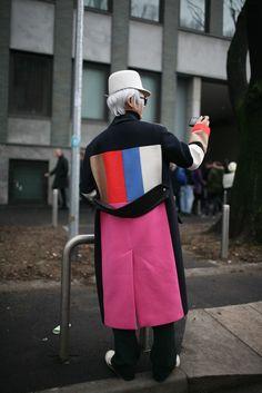 They Are Wearing: Milan Men's Fashion Week #celine