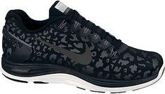 Nike 2013 FA Women Lunarglide 5 Shield Leopard Running Shoes Sneaker 615988 001 | eBay