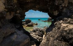 Pink sand, limestone cliffs, swimming holes and lagoons—Bermuda is calling.
