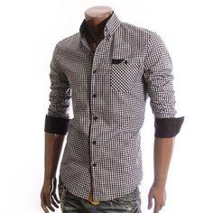 Doublju Mens Casual Check Plaid Dress Shirts (NS2) Doublju, http://www.amazon.com/dp/B005ZML8L8/ref=cm_sw_r_pi_dp_-Friqb0PBQ1RE