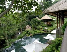 15 Unique And Extraordinary Places You should Visit - Maya Ubud Resort & Spa, Bali