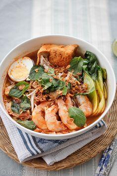 Har Mee - Malaysian prawn noodles