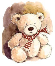 Teddy Bears by Maria Stezhko on Behance