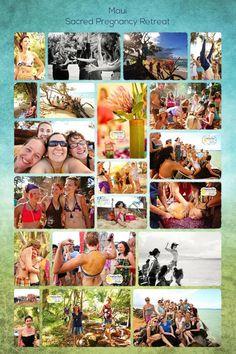 Sacred Pregnancy Retreat-Maui www.sacredpregnancy.com