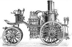 Worldwide Steam Fire Engine Register