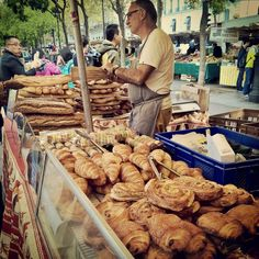 Had I discovered the open market of Marche Bastille sooner, it would have been a daily occurrence during my time in Paris.