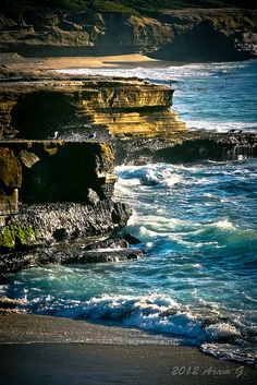 La Jolla Ca - the Pacific Ocean...