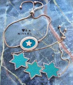 Pazartesi şıklığı My favorite star ⭐️ ________________________________ #miyuki #handmade #jewellery #design #bileklik #bracelet #happy #love #instalove #like4like #elemeği #instagood #style #fashion #star #takı #yıldız #gold #gümüş #taki #accessorize #aksesuar #bayan#moda #art #details #style #colorful #blue #mavi #
