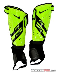 67c14d8980e5 Nike Protegga Shield Shin Guard - Volt with Black... 19.99 Soccer Clothes
