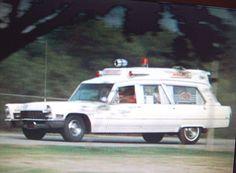 1968 Superior  Cadillac Ambulance