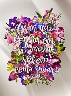 flowers on Behance