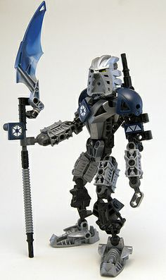 Best Bionicle I've Ever Made! | Flickr - Photo Sharing!