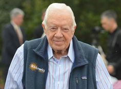 Former President Carter leases 10 acres of his farmland to build 1.3-megawatt solar power station. Plains solar farm to produce more than 50 percent of town's electrict.