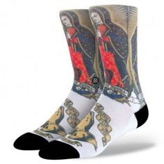 Stance Socks Casual Medium Combed Cotton Jason Jessee from 44Bootlegger