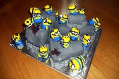 Lots of fun DIY Despicable Me birthday party ideas!