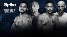 Here are the boxing results from Andre and Anthony Dirrell's PBC on Spike TV fights! http://www.potshotboxing.com/dirrell-brothers-take-care-business/