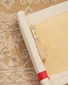 How to Make a Pelmet Box {Tutorial}