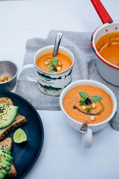 really good, really easy tomato soup @thefirstmess