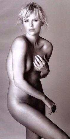 Beautiful! Charlize Theron