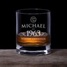 Personalisiertes Whiskyglas -  Elegant via: monsterzeug.de