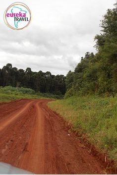 Red soils at Northeast or Argentina, Misiones. www.eurekatravel.net