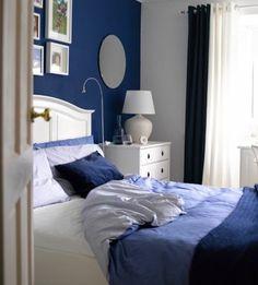 Schlafzimmer wandfarbe ideen f r grelle schlafzimmer - Interieur eclectique maison citiadine arent pyke ...