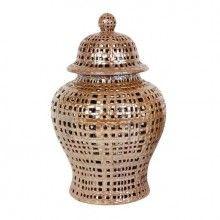 Acacia Ginger Jar XL - Earth. Want it, need it