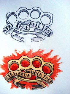 Knuckle duster by BeautyLoveDivine on DeviantArt