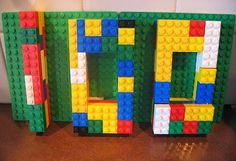 Celebrate 100 Days of School-Crafts, Lessons, Projects, Activities 100 Day Project Ideas, 100 Day Of School Project, 100 Days Of School, School Fun, School Ideas, Lego Projects, School Projects, 100th Day Of School Crafts, 100s Day