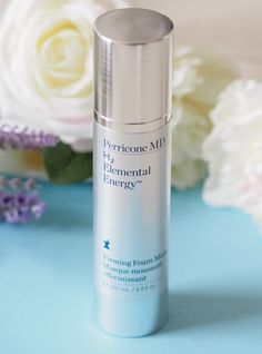 #PerriconeMD #Review - #FirmingFoamMask - It is nicely hydrating and nourishing on the skin and increases radiance, as well as making the skin look and feel firmer and smoother.