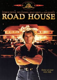 Gotta love Patrick Swayze in this!